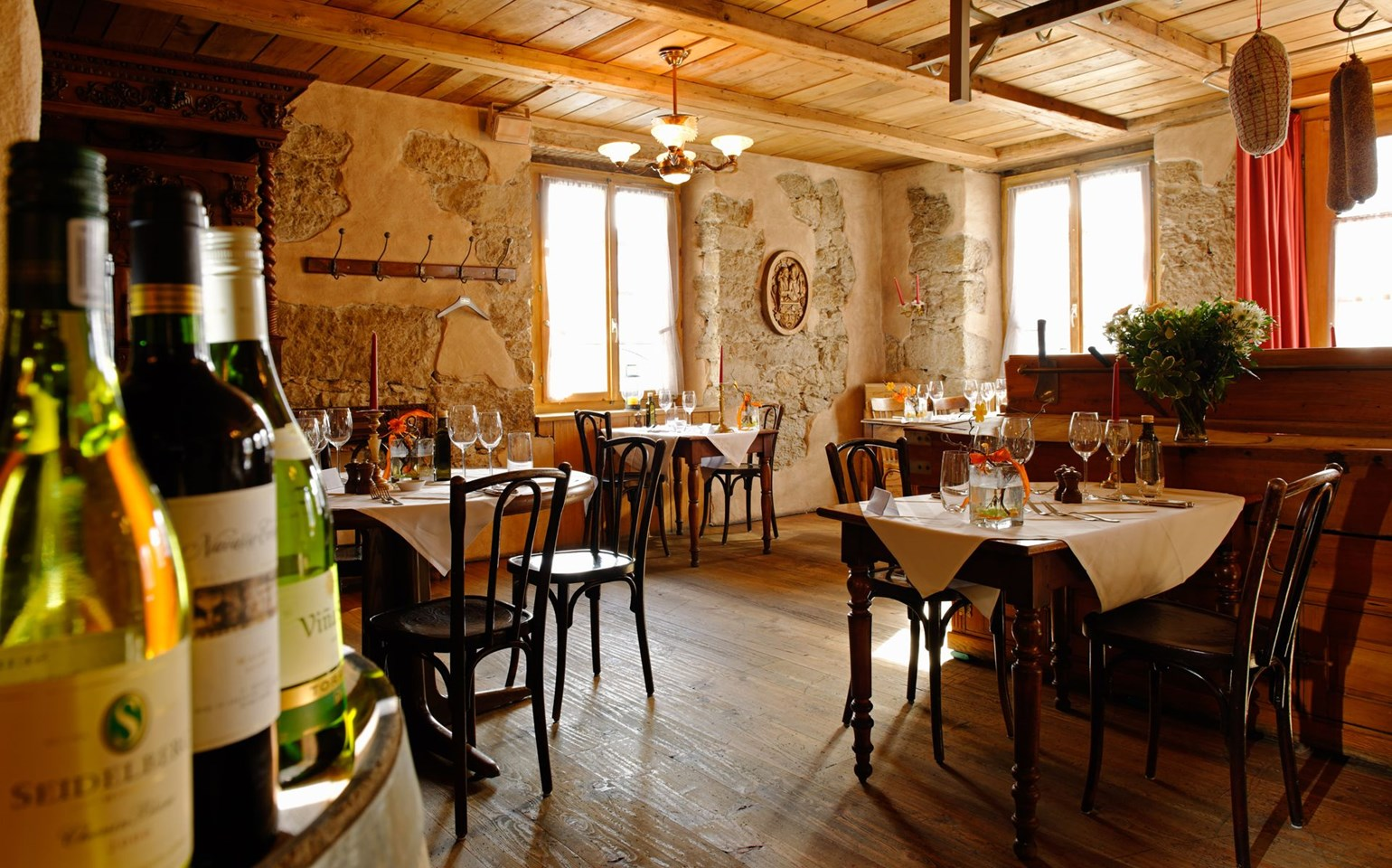 Muerset Restaurants_WeinStube_